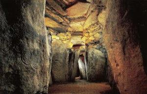 Main Passageway of Newgrange