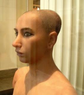 Tutankhamun Face