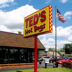 Ted's and Tonawanda Tales