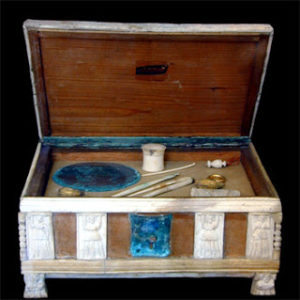 Ancient Cosmetic Box