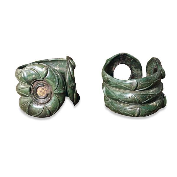 Bronze Armlets