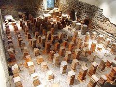 Stacks of Tile
