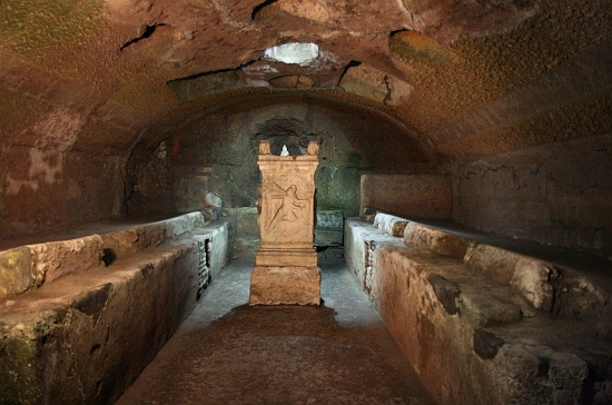 1st Century Shrine of Mithras