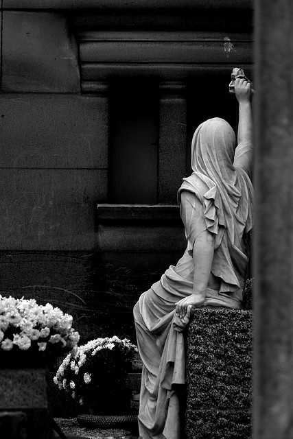 Pere Le Chaise cemetery, France