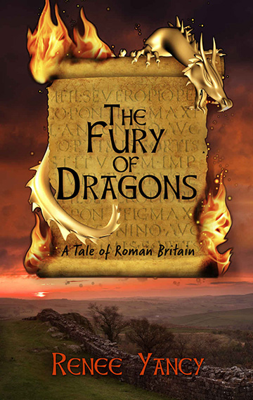 Cover Reveal for The Fury of Dragons