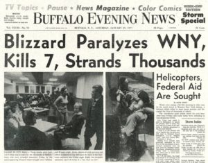 I survived the Blizzard of '77